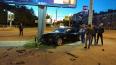 После жуткой аварии на Кузнецовской между водителями ...