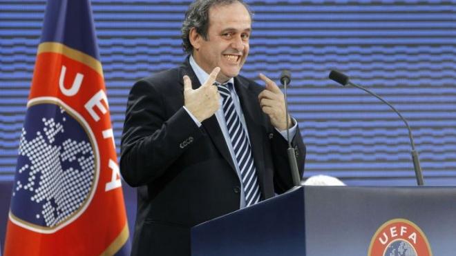 УЕФА настаивает на расследовании ФИФА происхождения клеветнического досье на Платини