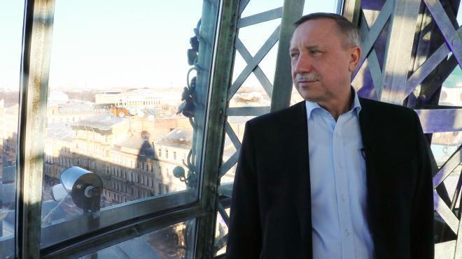 Беглов перечислил достижения за прошедшую рабочую неделю в Петербурге