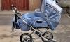 На проспекте Ударников автомобиль сбил коляску с двухмесячной девочкой