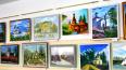 """В Санкт-Петербурге открылась выставка картин """"Святые ..."""