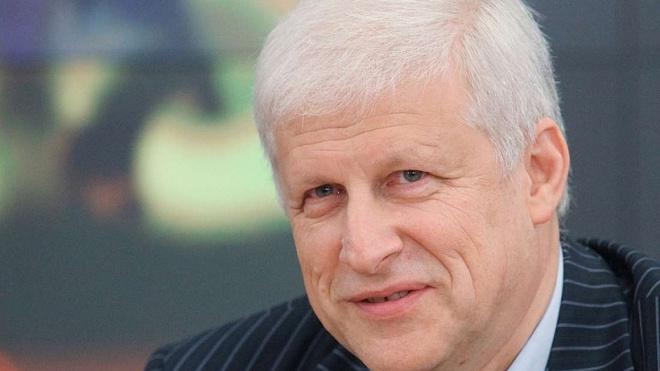 «Зенит» поздравил Фурсенко с 65-летием