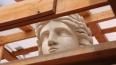 Реставрация скульптур Ростральных колонн подходит ...