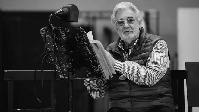 Испанский оперный певец Пласидо Доминго приехал в Петербург с концертом
