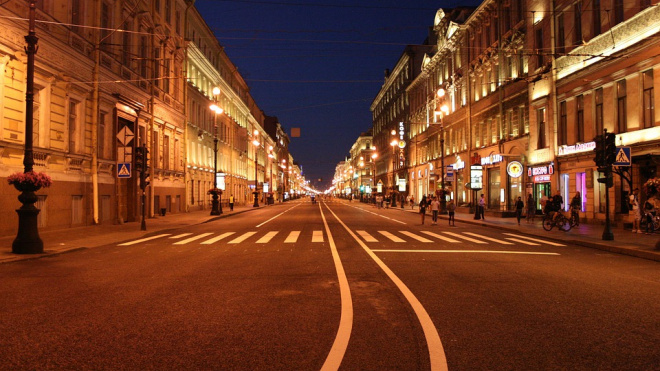 Дороги Петербурга станут лучше к 2024 году