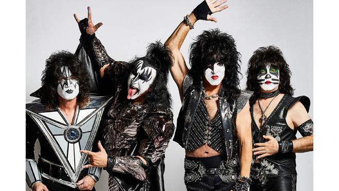 Концерт группы KISS