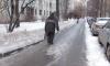 """За зимнюю уборку около половины петербуржцев поставили """"тройку"""""""