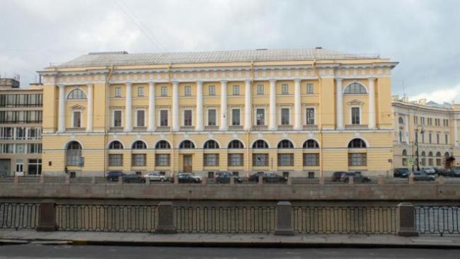 ГАТИ дала разрешение на реставрацию исторического здания МВД на Фонтанке