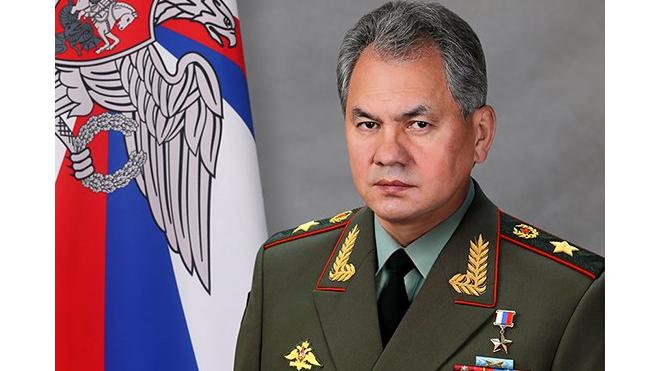 Шойгу руководит генеральной репетицией морского парада в Петербурге