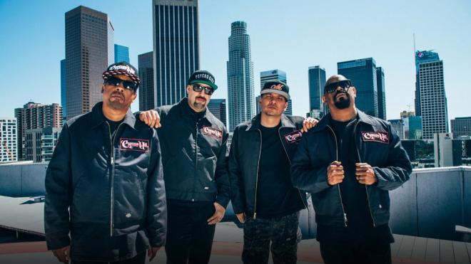 "Концерт ""Cypress Hill"""