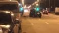 """На улице Бабушкина """"Фольксваген"""" въехала в припаркованные ..."""