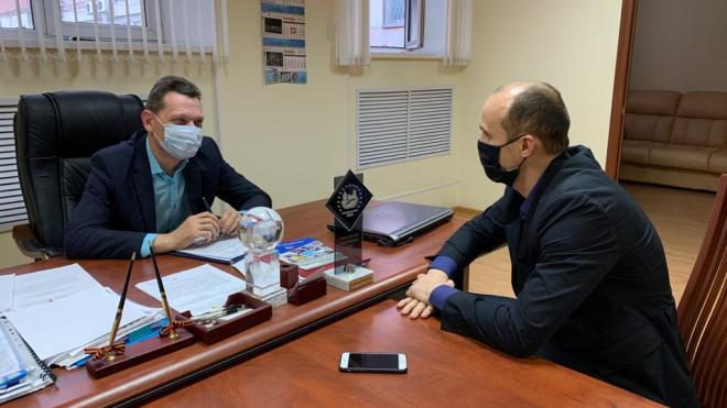 Михаил Макаров: «Наша задача – предотвратить распространение недостоверных слухов»