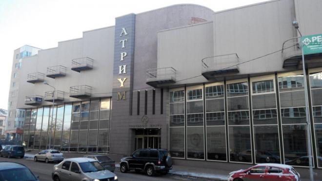 """Администрация: Эвакуация в торговом центре """"Атриум"""" прошла успешно"""
