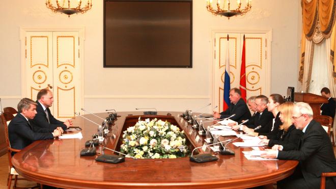 Андреас Шар из УЕФА оценил подготовку Петербурга к Евро-2020