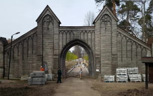 Парк Монрепо откроют после просушки 11 мая: спасибо теплой погоде