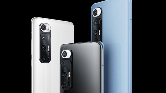 Xiaomi представила новый смартфон Mi 10S в Китае