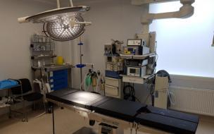 В кузьмоловском онкодиспансере отремонтировали операционные