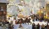 В Петербурге открылась выставка работ Бориса Кустодиева
