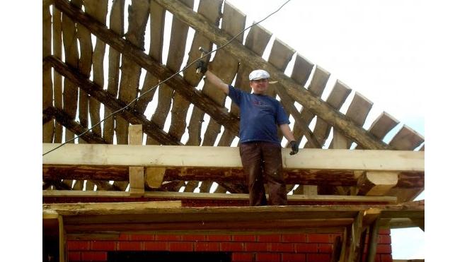 Для пострадавших от пожара на полигоне в Башкирии строят новые дома
