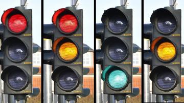 В Адмиралтейском районе планируется установка светофора и разметка нового пешеходного перехода