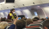В Петербург прилетел первый самолет с эвакуированными из Китая россиянами