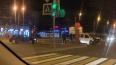 Два автомобиля столкнулись на перекрестке Богатырского ...
