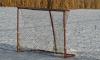 В Красногвардейском районе на пятилетнего ребёнка упали хоккейные ворота