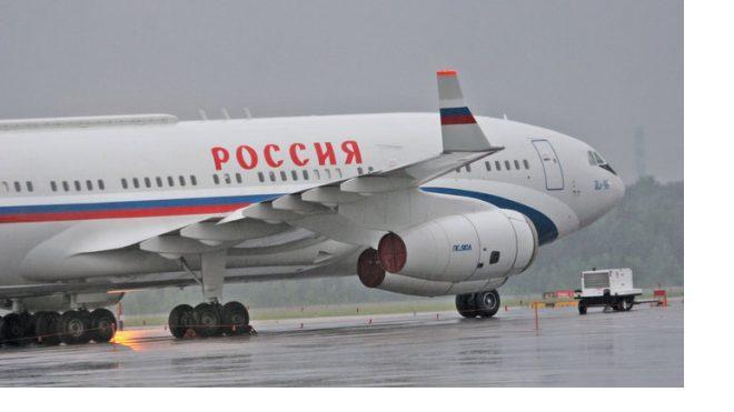 """Военный летчик рассказал об особенностях """"борта №1"""" президента России"""
