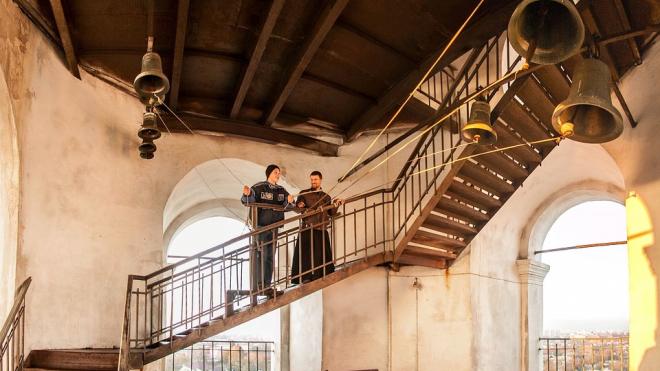 Звонари разных стран устроят соревнование в Александро-Невской лавре