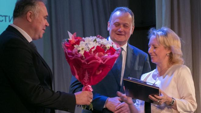В Выборге прошла церемония награждения меценатов и активных горожан