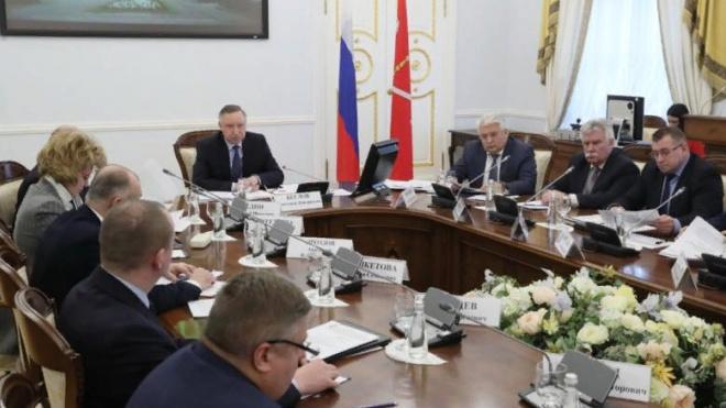 В Петербурге создан совет по борьбе с коронавирусом
