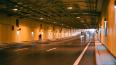 В тоннеле петербургской дамбы временно ограничат движени...