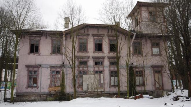 В Петербурге разработают документацию для реставрации дома Ропса