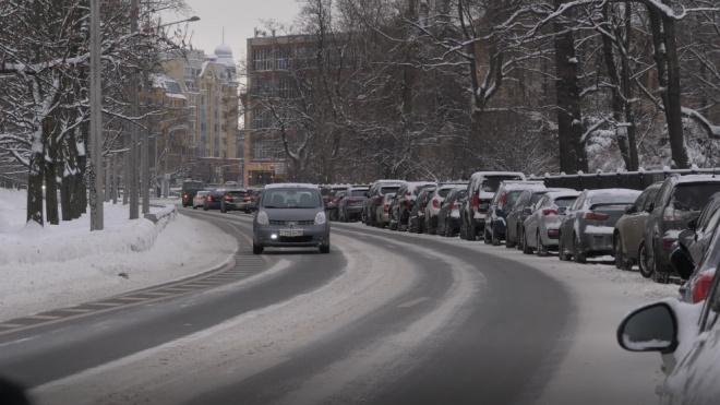 В понедельник в Петербург придут Крещенские морозы