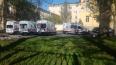 На Варшавской улице рабочий разбился, упав с 11-го этажа