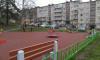 В Каменногорске появляются новые многофункциональные площадки для детей