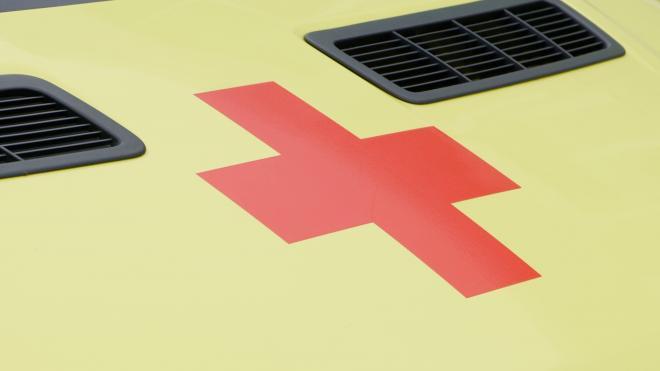 В ДТП на трассе М-10 в Тосненском районе пострадали дети