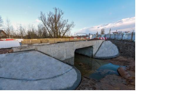 В Александровской временно открылся для движения мост на Волхонском шоссе