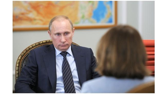 Владимир Путин приедет в Ленобласть разбираться с газовыми поставками