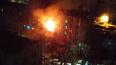 На Варшавской улице ночью горела квартира