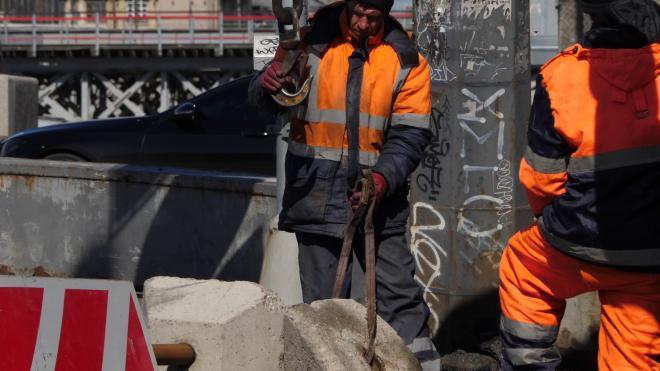 В 2021 году на ремонт дорог Петербурга потратят 7,1 млрд рублей