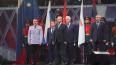 Беглов поздравил петербургских полицейских с профессиона...