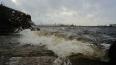 Уровень воды в Неве за ночь поднялся до 161 сантиметра