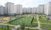 На улице Маршала Захарова появился комплекс детских и спортивных площадок