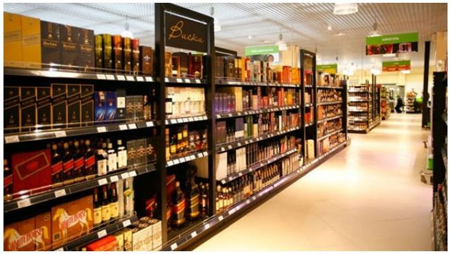 Депутаты предлагают спрятать алкоголь от глаз покупателей