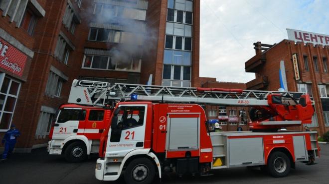 В Красногвардейском районе три человека погибли во время пожара