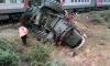 В столкновении поезда и комбайна на Кубани виноват нерешительный комбайнер
