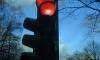 Светофор на пересечении проспекта Буденного и Санкт-Петербургского шоссе  отключат на выходные