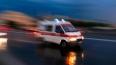 На месте страшной аварии в Ростовской области горит ...