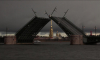 Тучков мост на выходные по ночам закрыли для движения